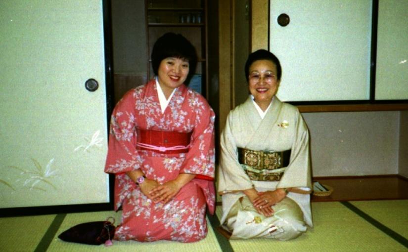 女將(Okami)―日本溫泉旅館的靈魂人物