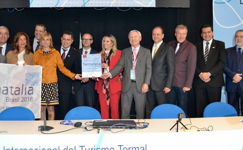 Termatalia Bridging the Latin Thermal Health Tourism to the World