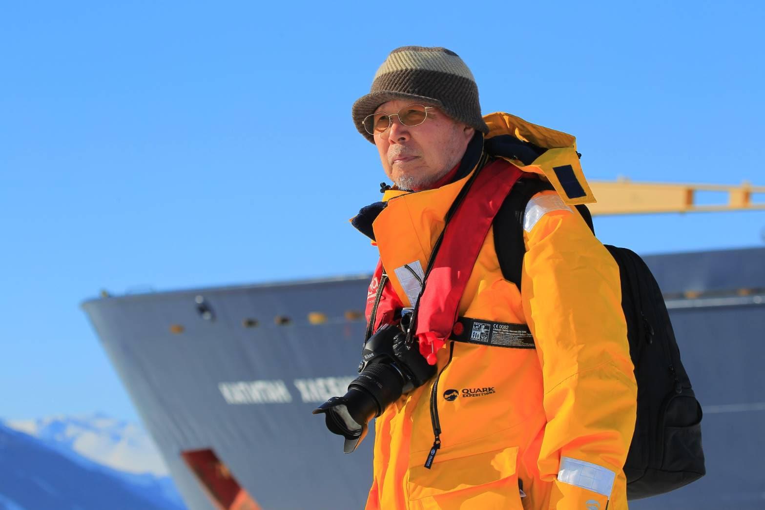 南極先生 池田宏 (攝影/William 吳孟聰)